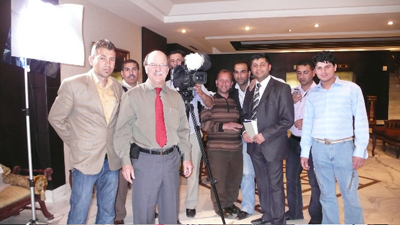 Reporting exercise: Suicide bombing of the Palace Hotel
